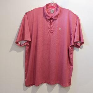 Callaway opti dri golf polo shirt 3X